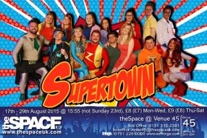 supertown full cast